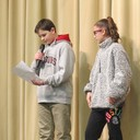 Catholic Schools Week Kick-off Assembly photo album thumbnail 2